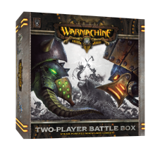 Warmachine 2 Player Battlebox MKIII
